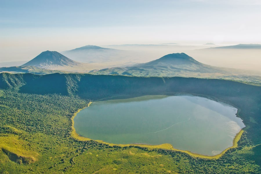 Empakai Crater Lake - Alternative ways to experience Africa