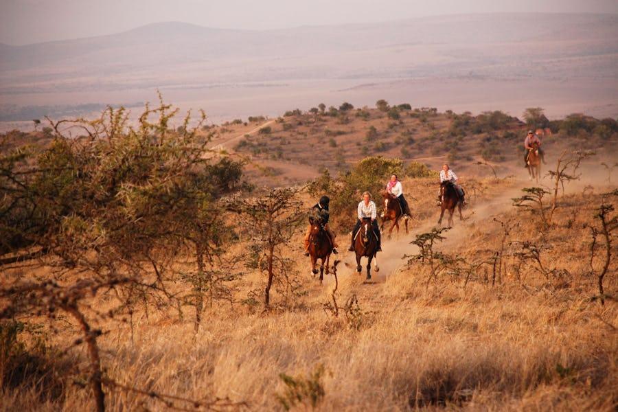 Kenya - Horseback safaris