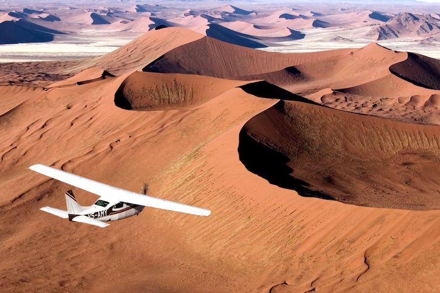Flying Safari - Alternative ways to experience Africa