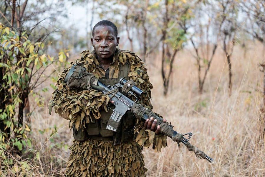 Akashinga Rangers - Women in Africa