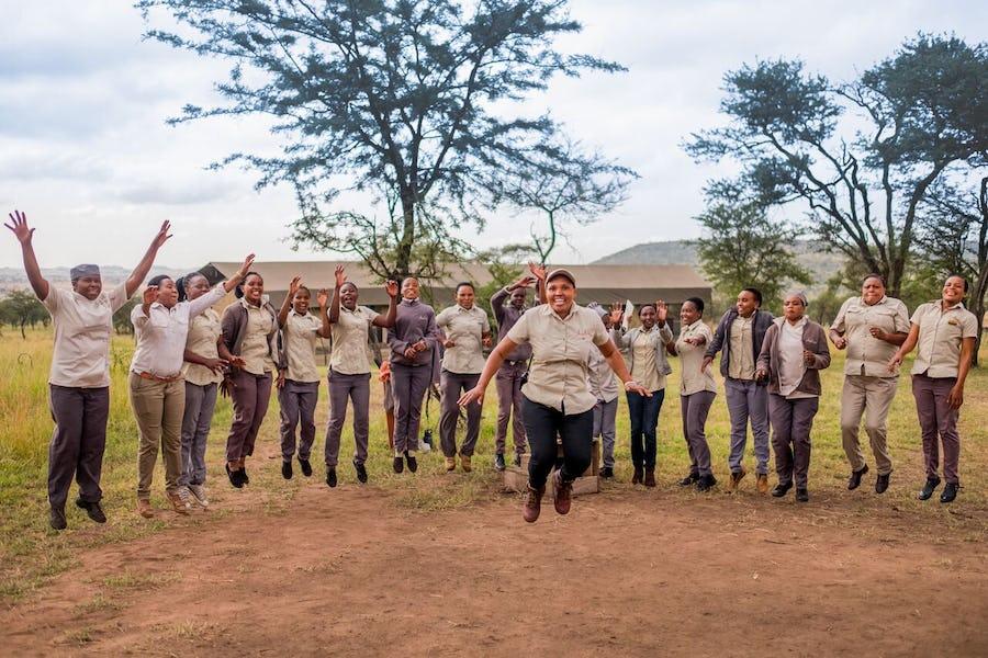Angel Namshali - Women in Africa