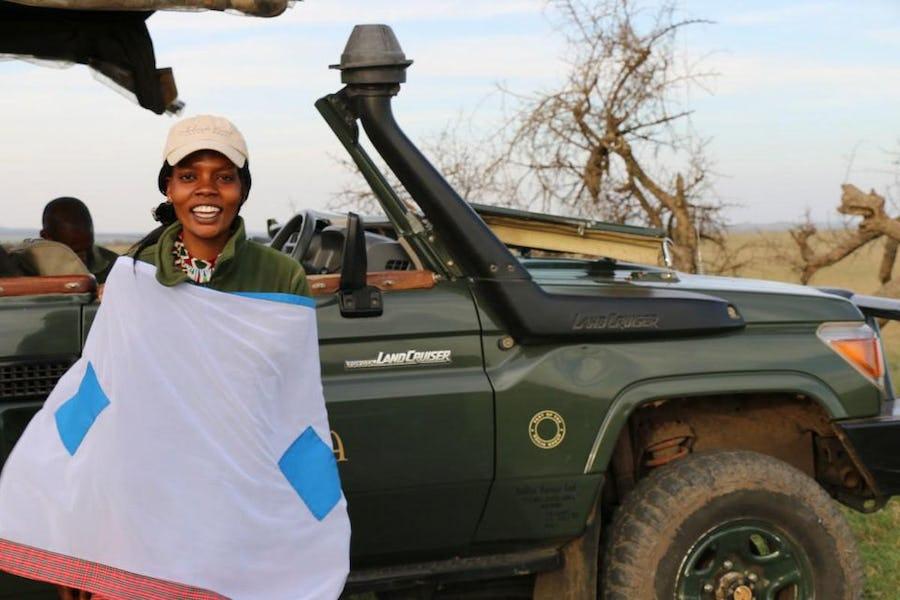 Evaline Mayetu - Women in Africa