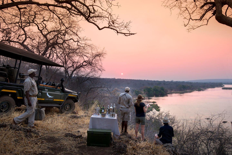 Africa safari trip