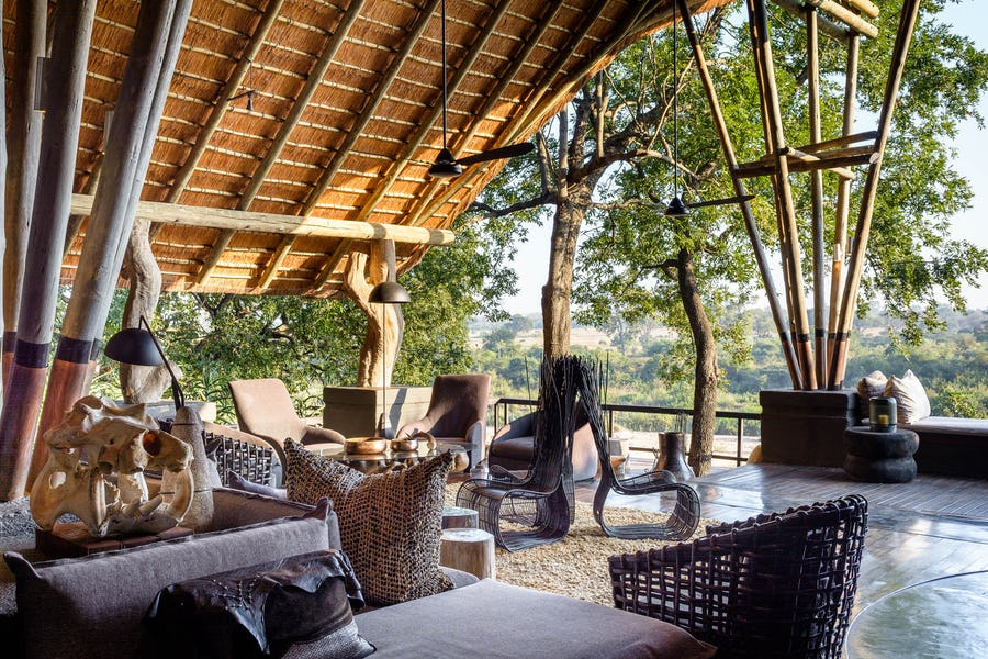 Singita Boulders - Architectural Wonders