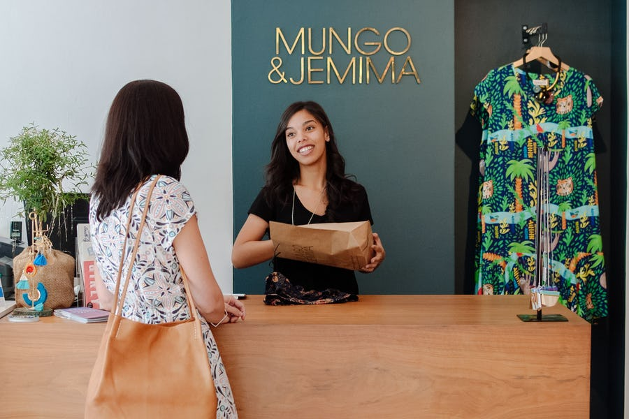 Mungo & Jemima - Shopping in Cape Town