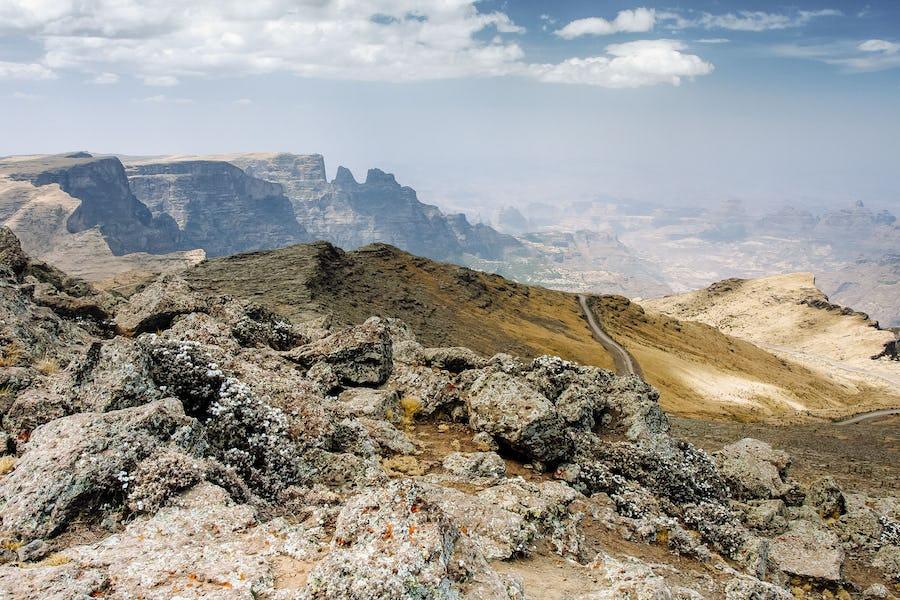 Ethipia Travel Guide - Simien Mountains