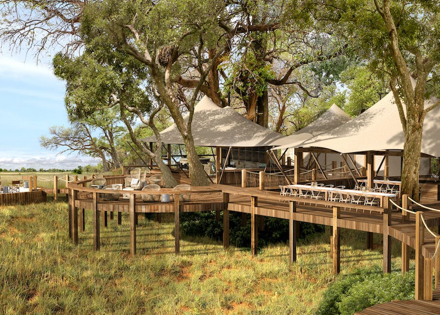 Best new lodges opening in 2019 - tuludi lodge