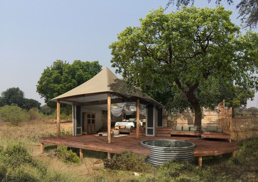 Best new lodges opening in 2019 - Nyamatusi