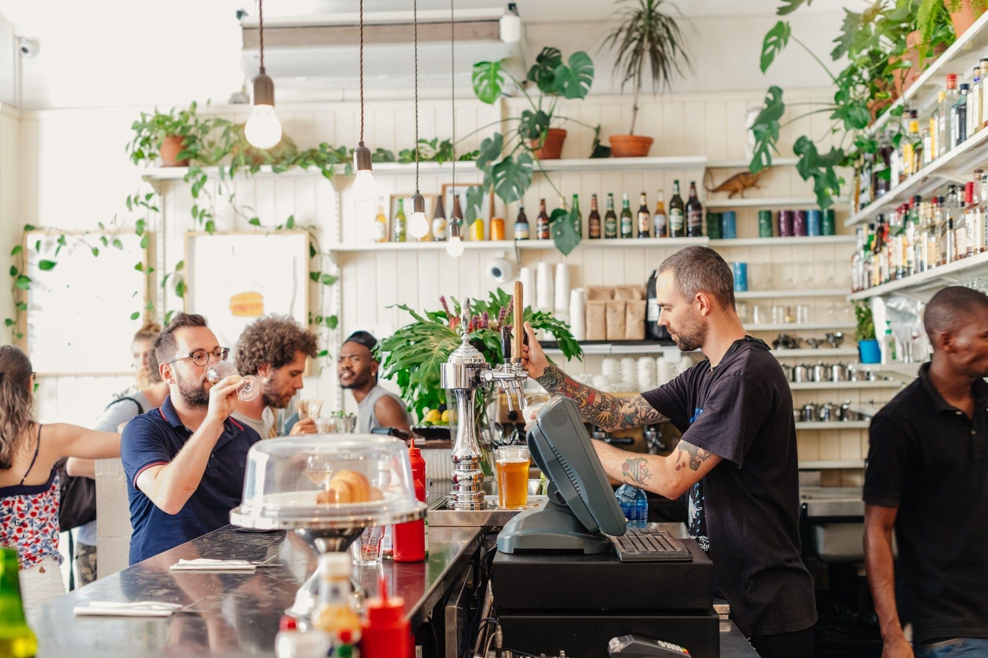 Cape Town's best breakfast spots - clarkes