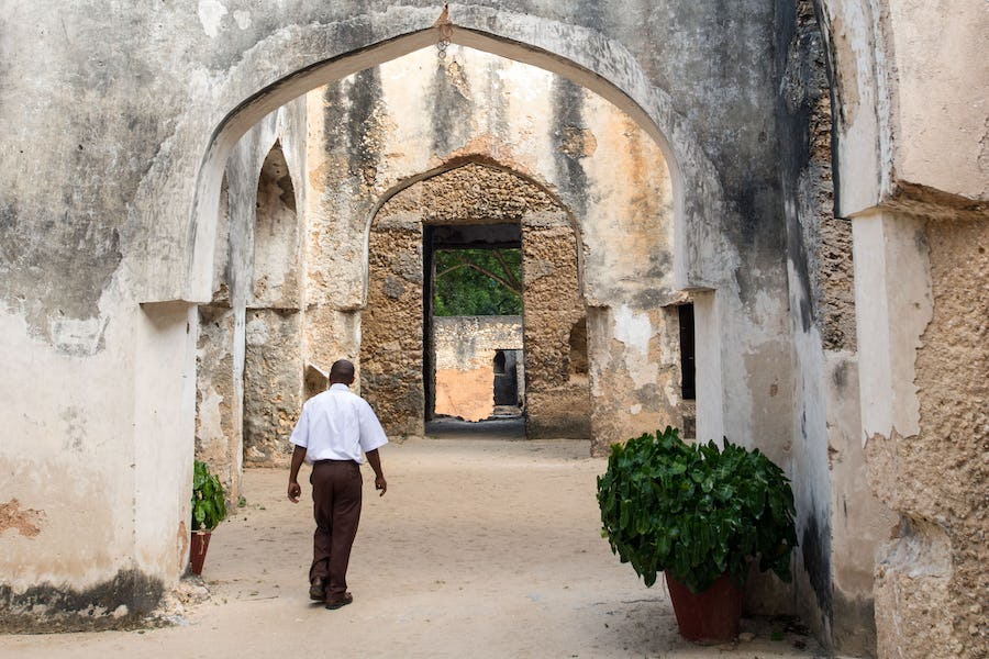 Cultural experiences in Africa - stone town
