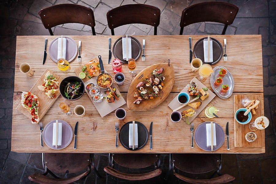 Top 10 breakfast spots Cape Town - pot luck club