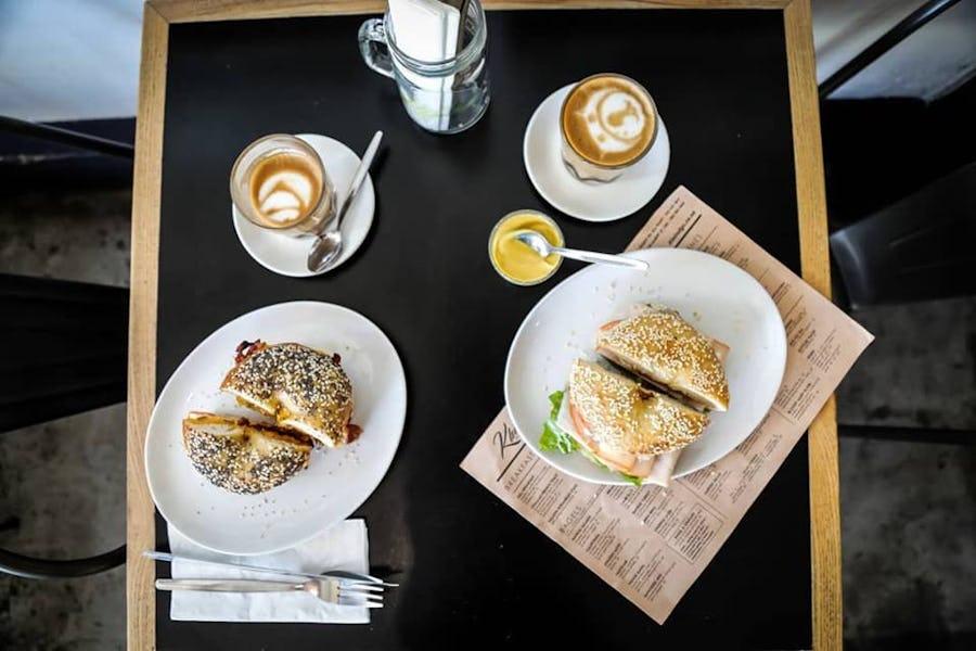 Top 10 breakfast spots Cape Town - kleinskys delicatessen