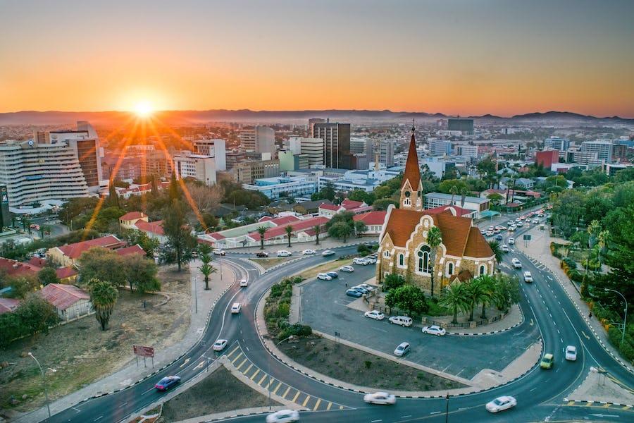 24 hours in windhoek - general windhoek
