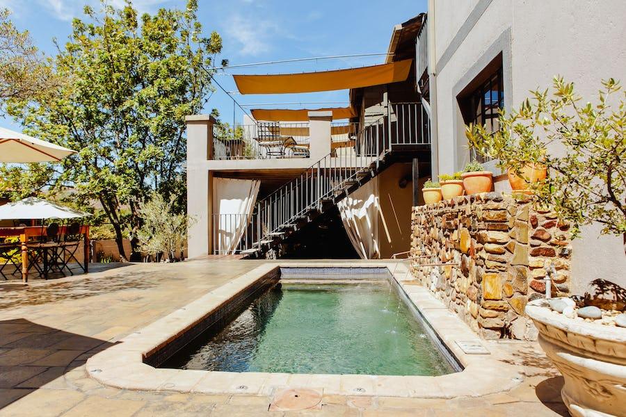 24 hours in windhoek - olive grove