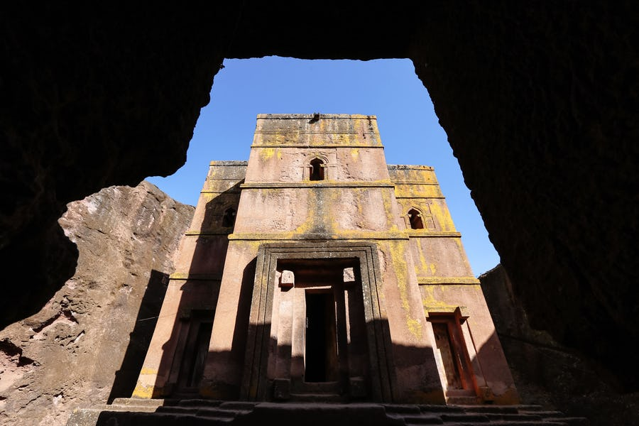 Wonders of Africa - lalibela