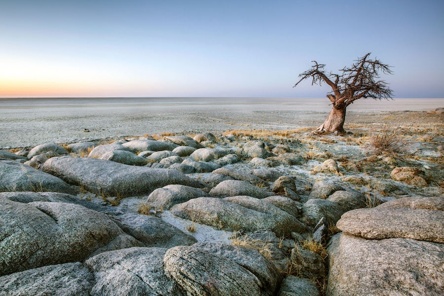 Hard to pronounce destinations - makgadikgadi