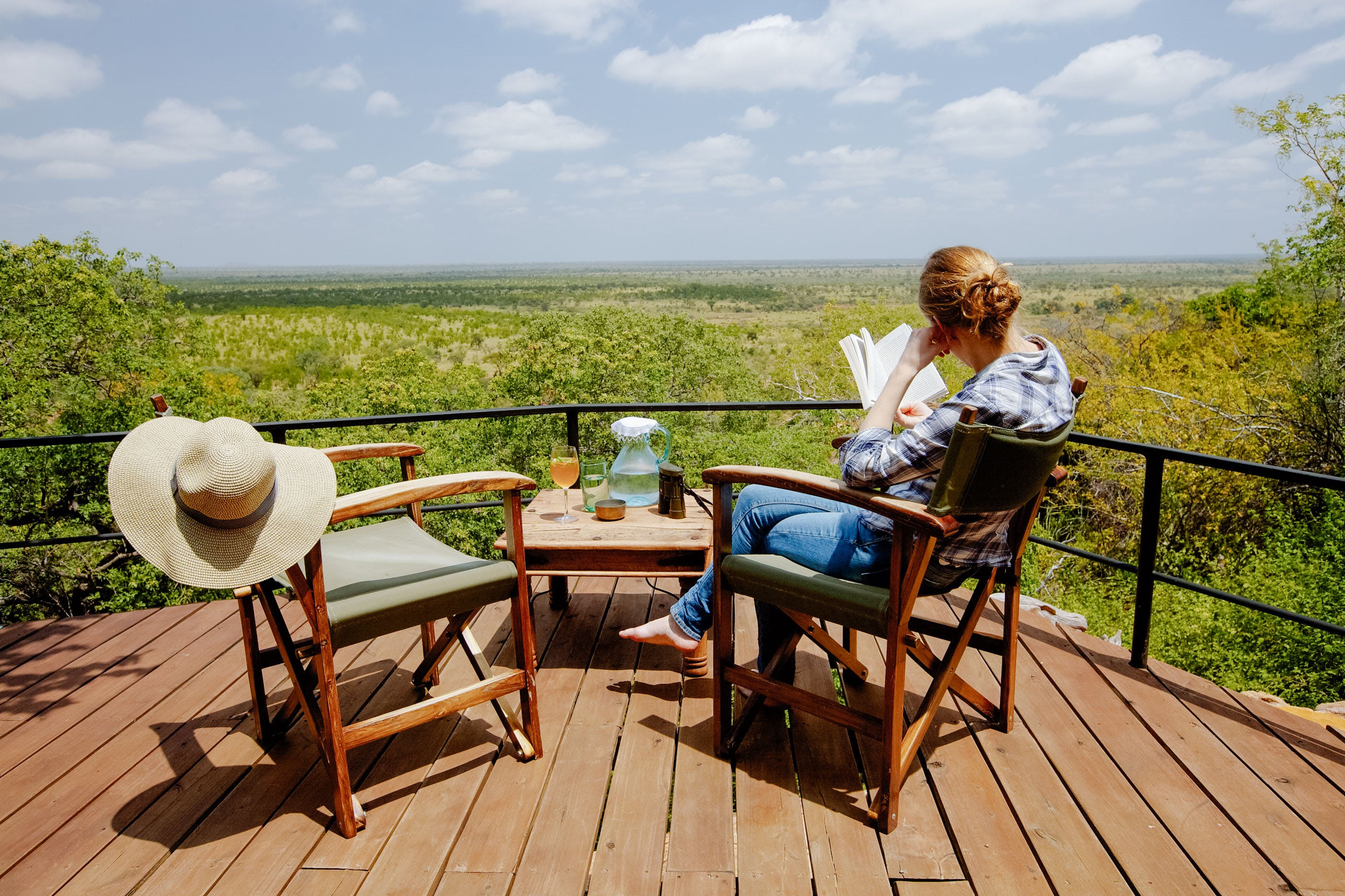 Top South African Reads - meru national park