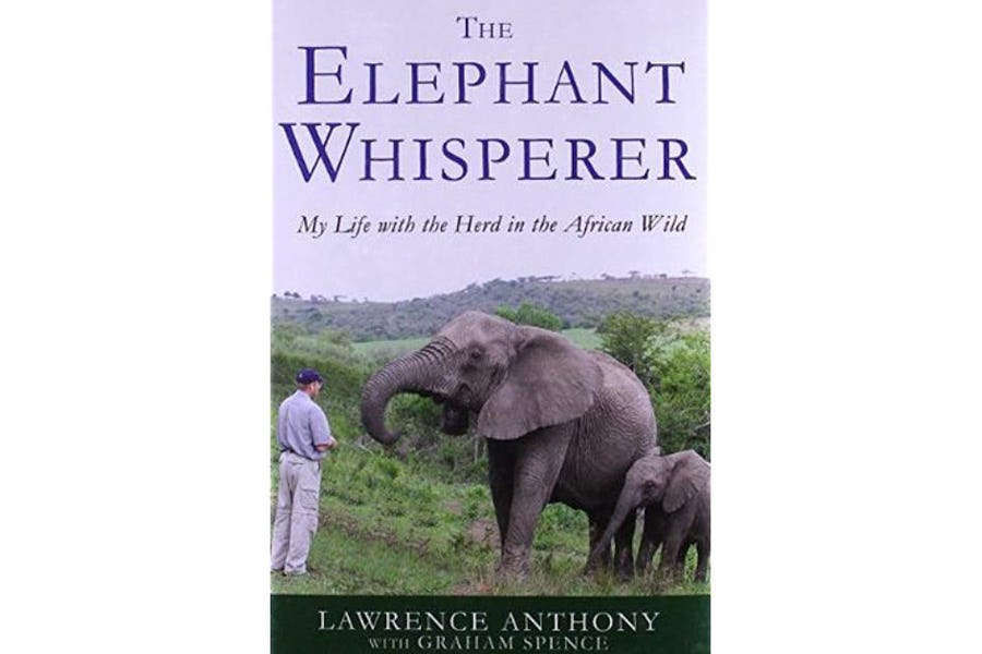 Favourite South African Books - elephant whisperer