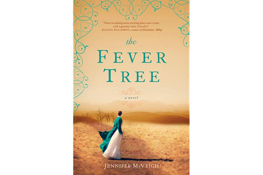 Favourite South African Books - fever tree