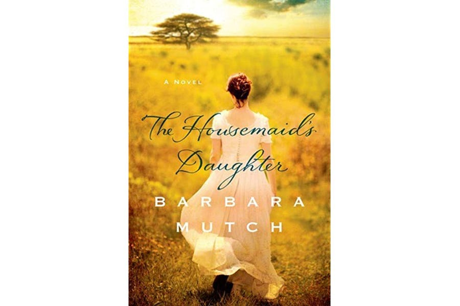 Favourite South African Books - housemaids daughter