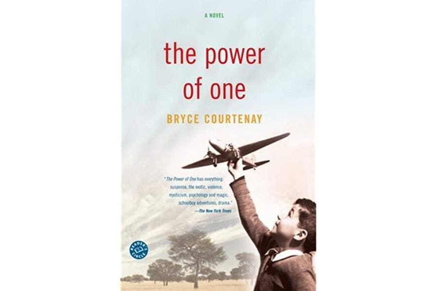 Favourite South African Books - power of one
