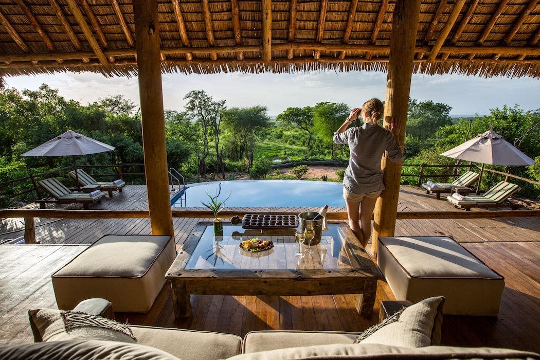 Safari essentials - tarangire treetops