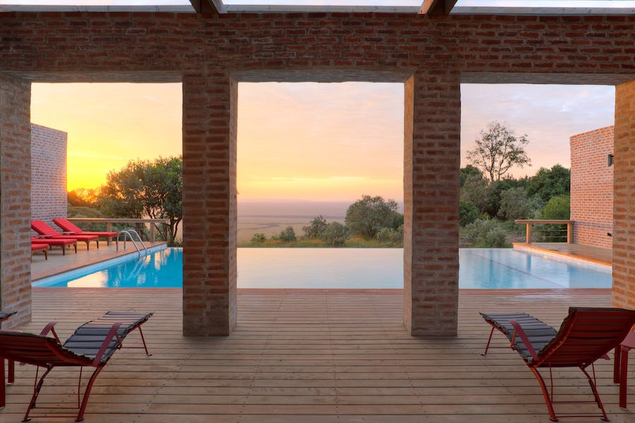 Best wellness safaris - angama mara