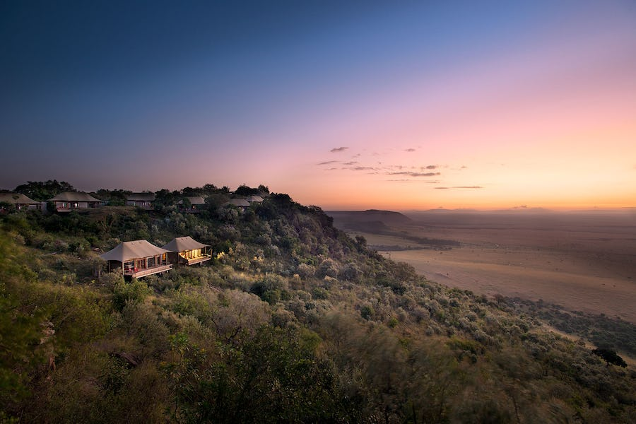 Top 5 safari libraries in Africa - angama mara