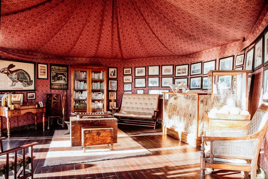 Top 5 safari libraries in Africa - makgadikgadi pans