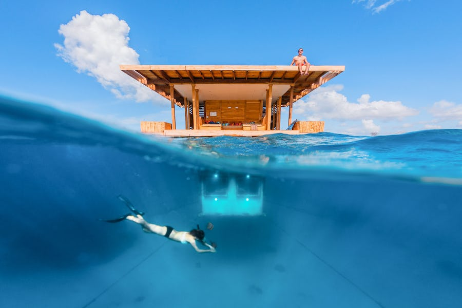 Undiscovered Indian Ocean - manta resort