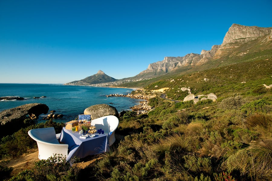 The best picnic spots in Cape Town - 12 apostles