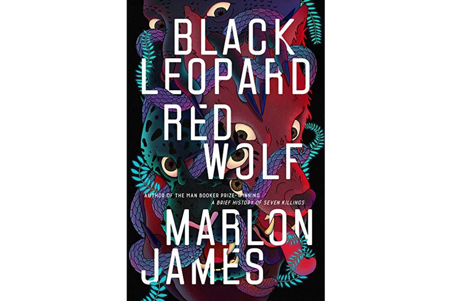Best holiday reads - black leopard