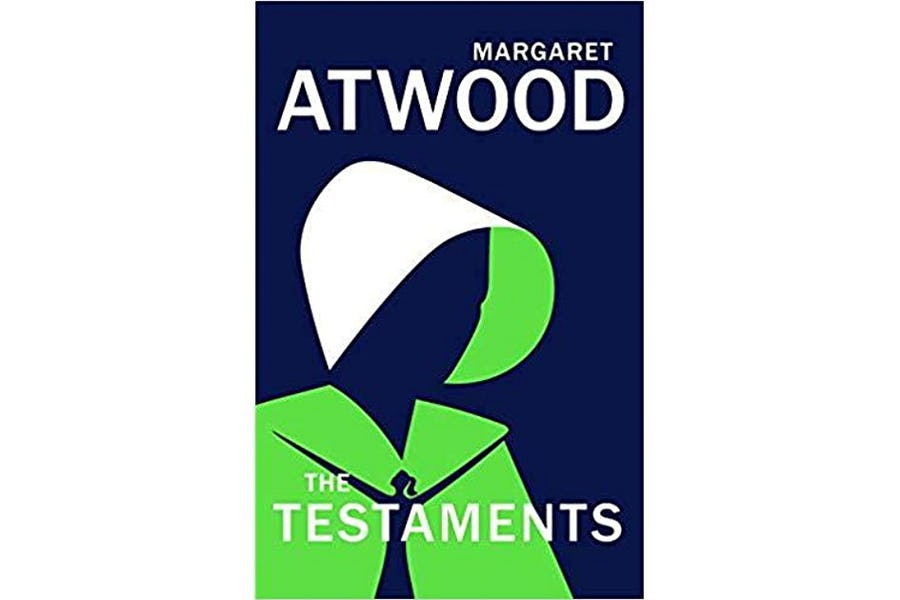 Best holiday reads - atwood