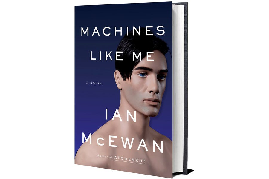 Best holiday reads - machines