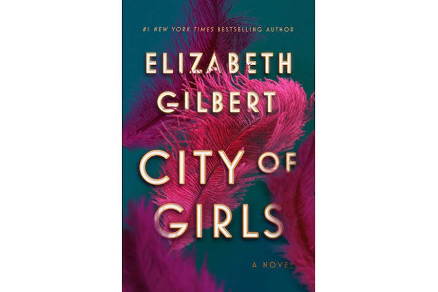 Best holiday reads - city of girls