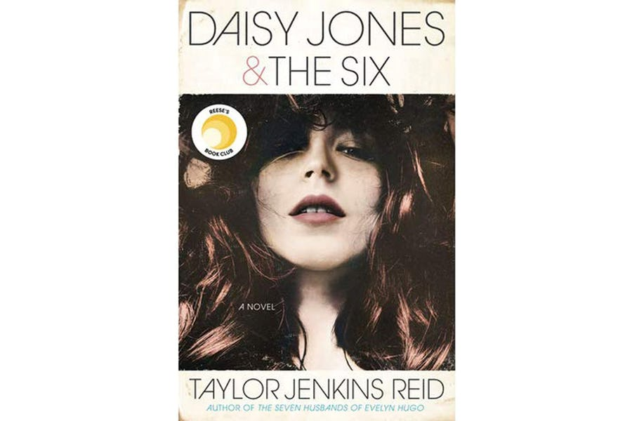 Best holiday reads - daisy jones