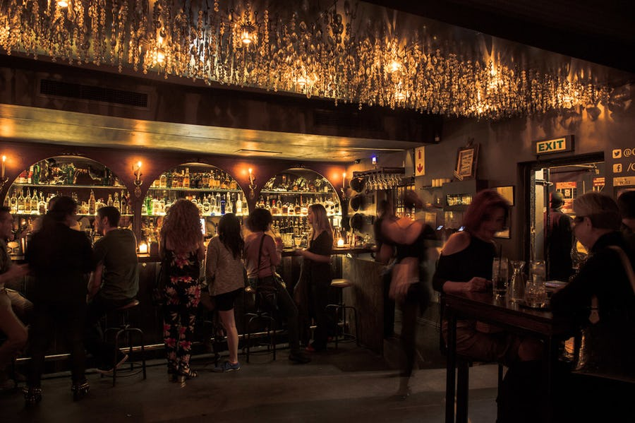 Best bars in Cape Town - orphanage