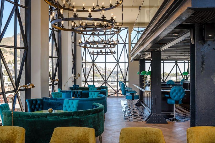 Best bars in Cape Town - elegant dames
