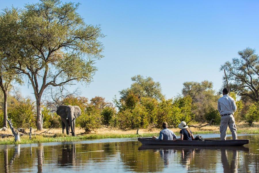 Water safaris - little machaba