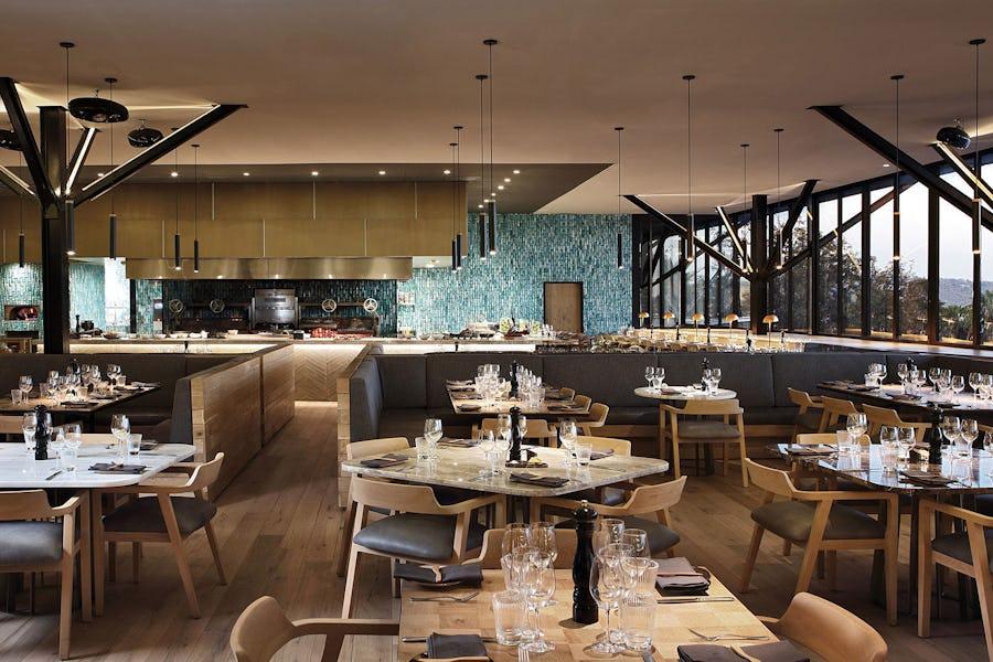 Johannesburg Restaurants - marble