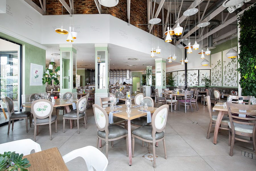 Johannesburg Restaurants - cafe del sol