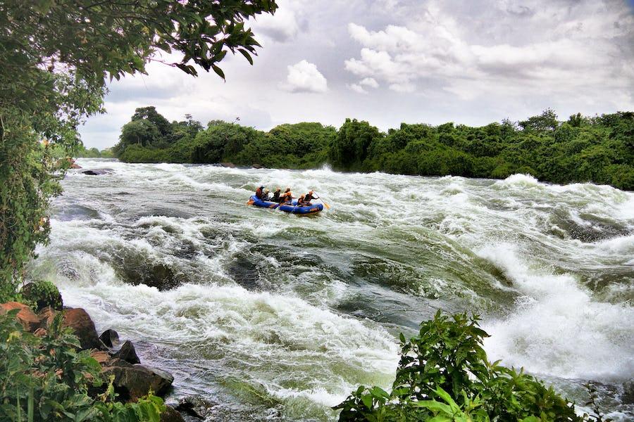Water safaris - jinja