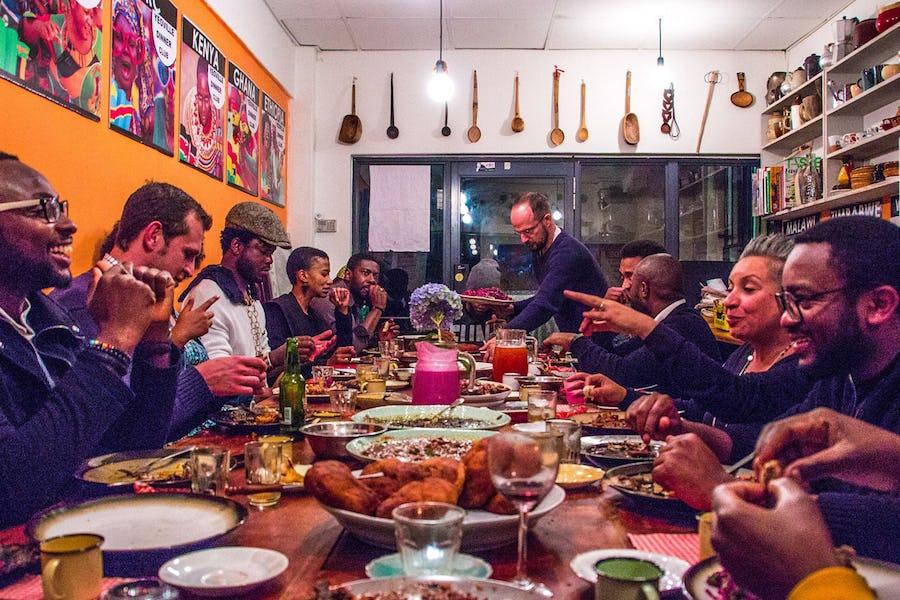 Johannesburg Restaurants - yeoville