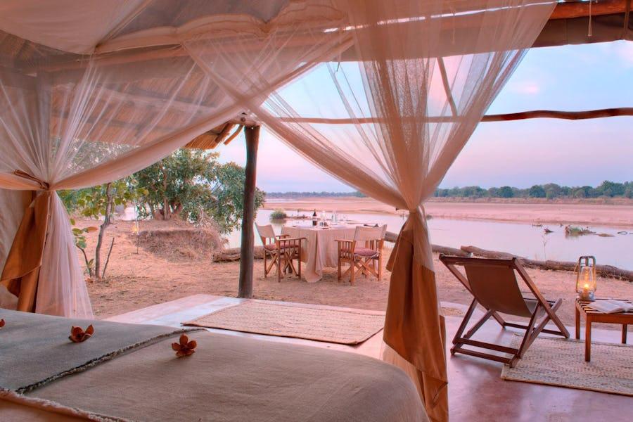 Types of accommodation - Kakuli Camp