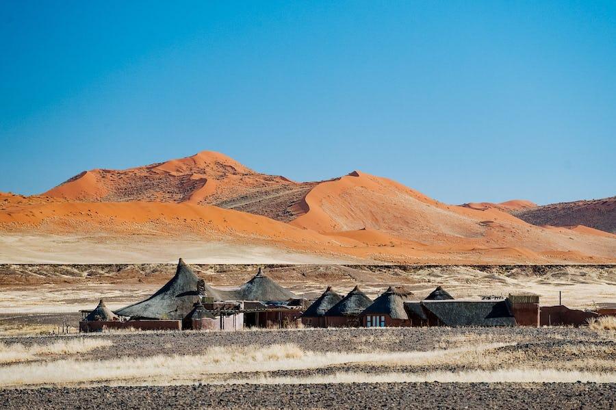 Sossusvlei safari - kulala desert lodge