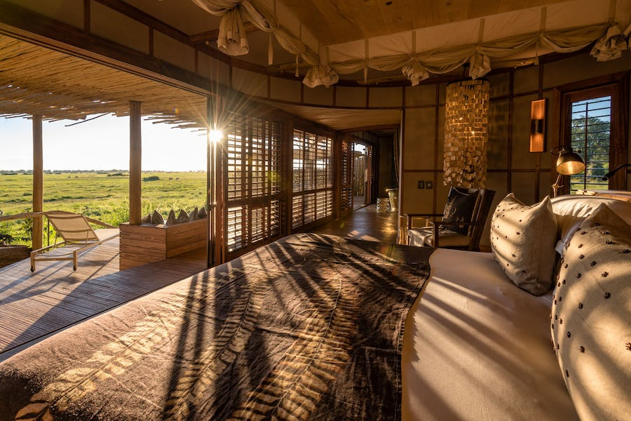 eco-conscious travel - mombo camp