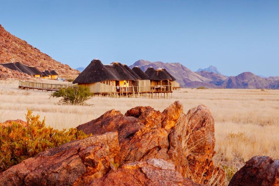 Sossusvlei safari - sossus dune lodge