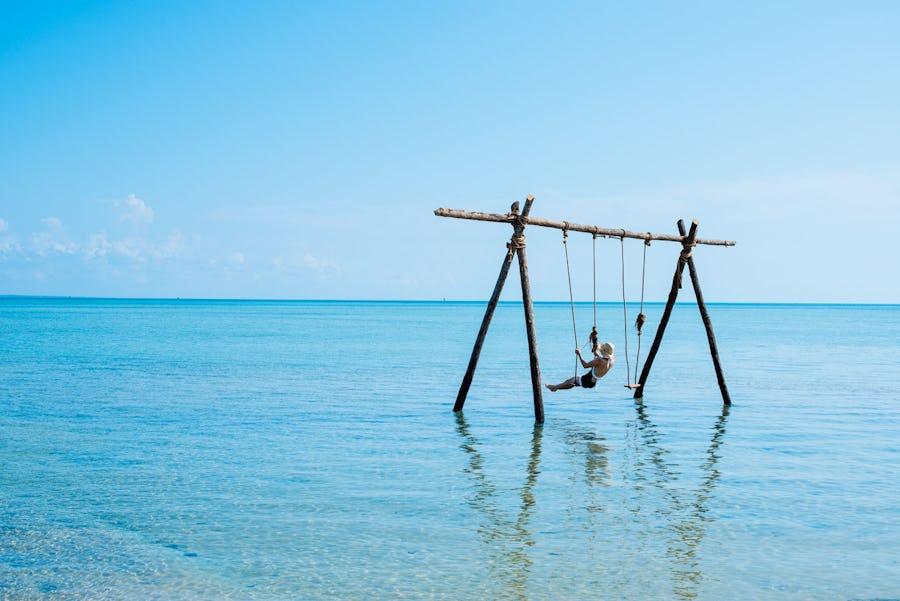 eco-conscious travel - benguerra island