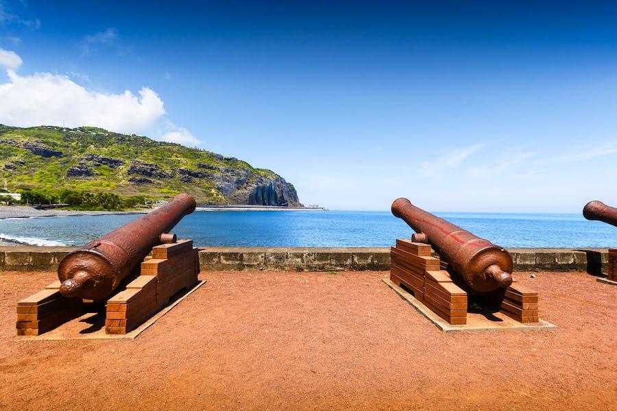 Reunion Island holiday - st denis
