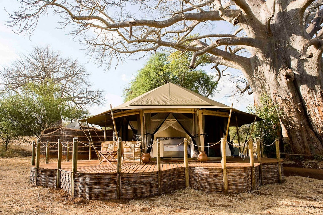 Best lodges in Tanzania